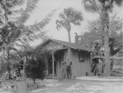 Caladesi Island homestead